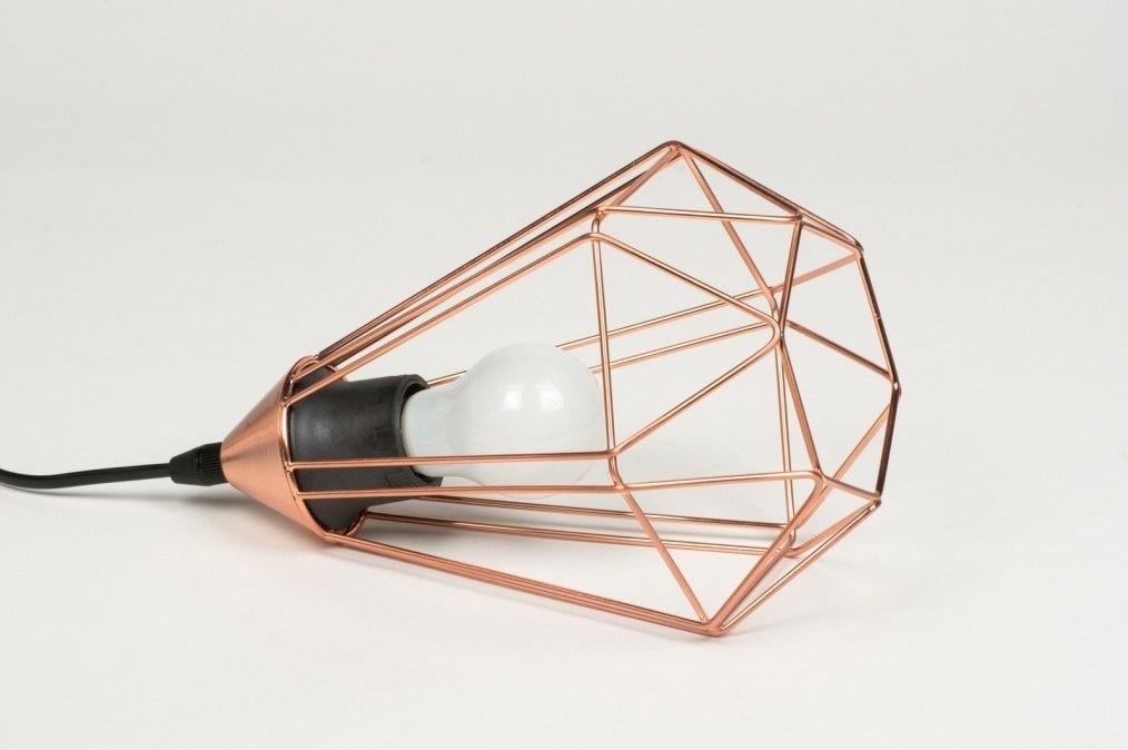 tischleuchte 10157 modern metall. Black Bedroom Furniture Sets. Home Design Ideas