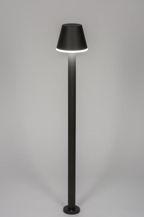 aussenleuchte 10594 modern design keramik metall. Black Bedroom Furniture Sets. Home Design Ideas