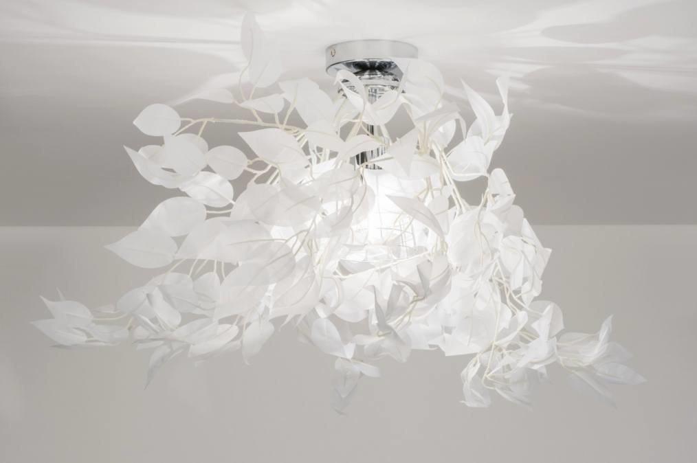 Plafondlamp Keuken Landelijk : plafondlamp 11007: modern, landelijk, rustiek, wit