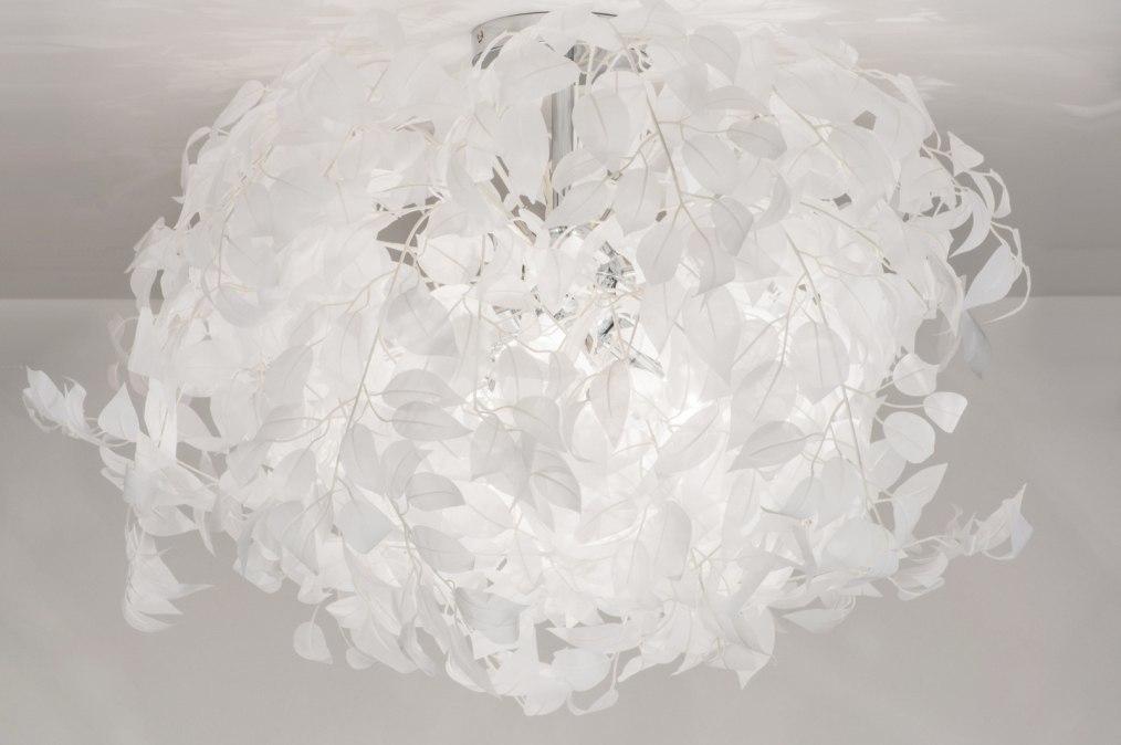 Plafondlamp Keuken Landelijk : plafondlamp 11008: modern, landelijk, rustiek, wit