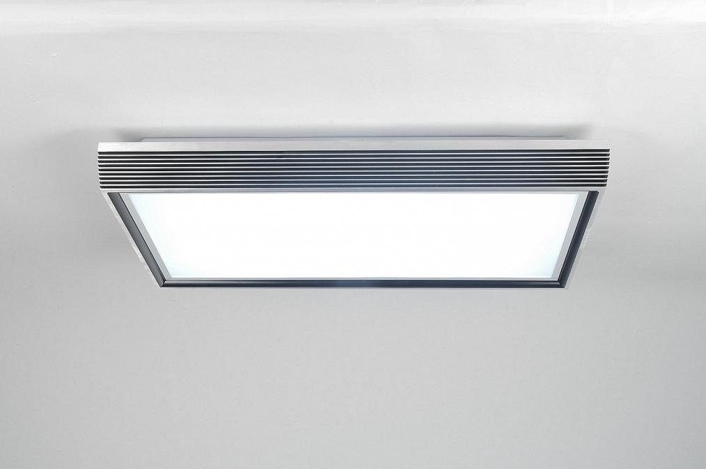 Plafondlampen Keuken : Deckenleuchte 30347: Modern, Design, Aluminium, Kunststoff Plexiglas
