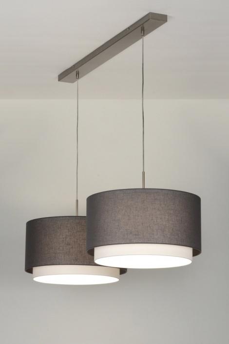 Design Keuken Hanglamp : Hanglamp 30415: Modern, Design, Staal , Rvs