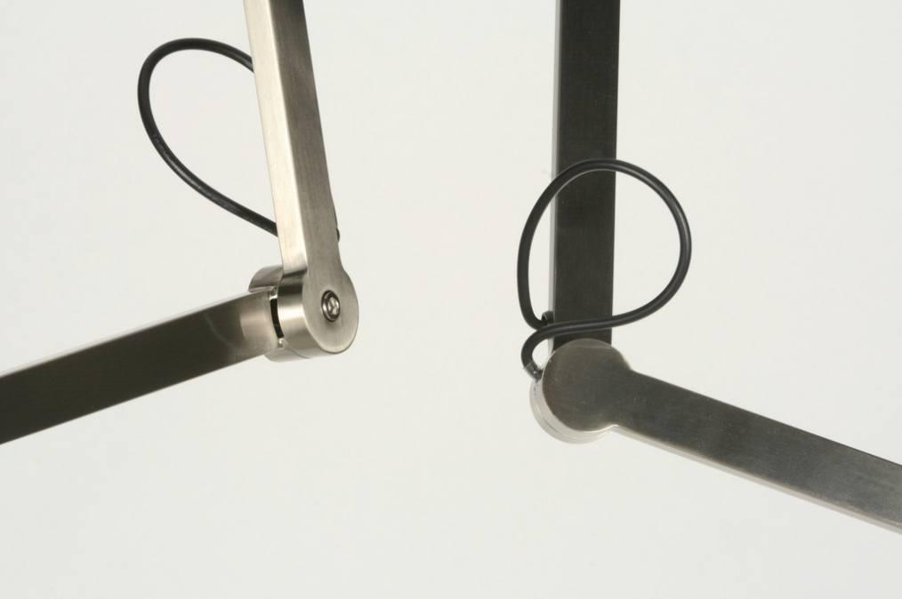 Keuken Recht 260 Cm : Hanglamp 30506: Modern, Design, Wit, Kunststof