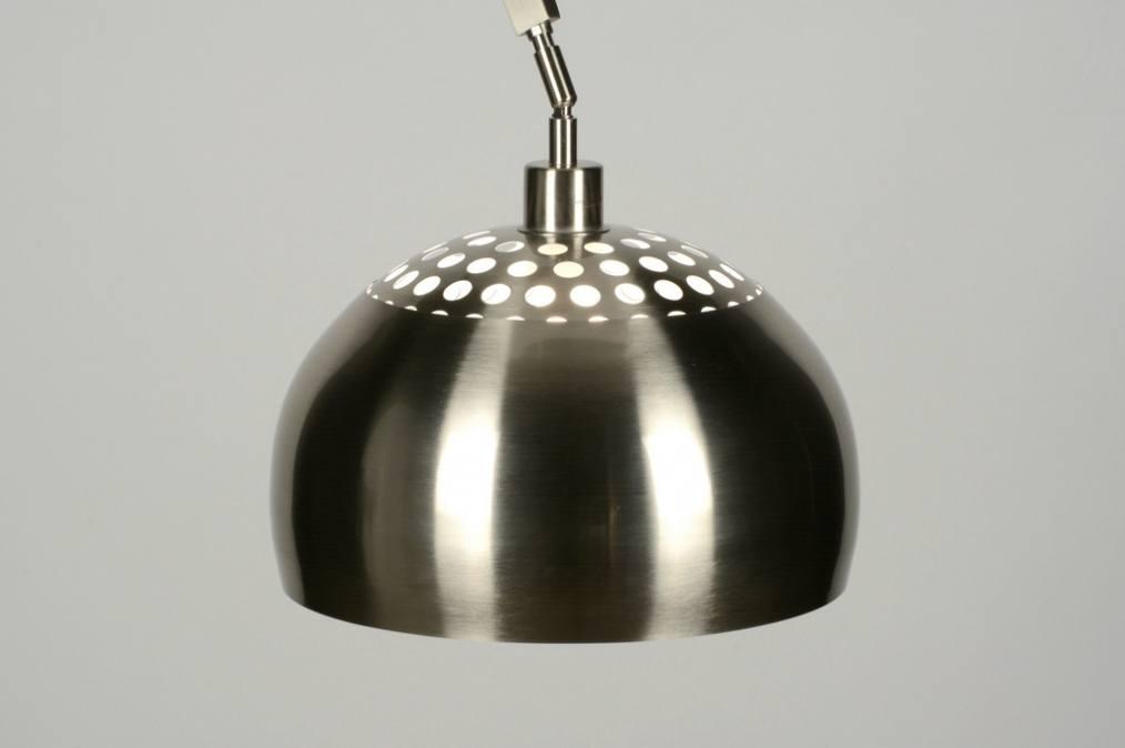 Keuken Recht 260 Cm : Hanglamp 30507: Modern, Design, Staalgrijs, Staal