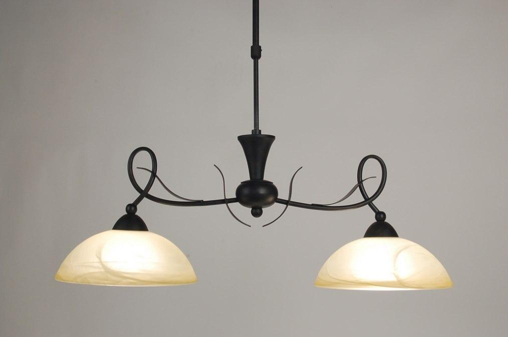 Plafondlampen Keuken : hanglamp 58922: klassiek, roest, bruin, brons
