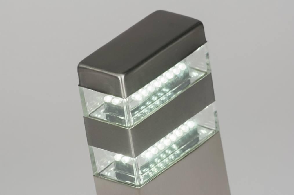 Eclairage exterieur 70073 moderne verre verre clair for Eclairage exterieur moderne