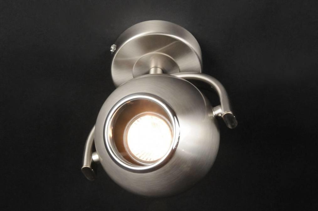 Wandlampen Voor Slaapkamer : spot 70261: modern, retro, metaal, staal