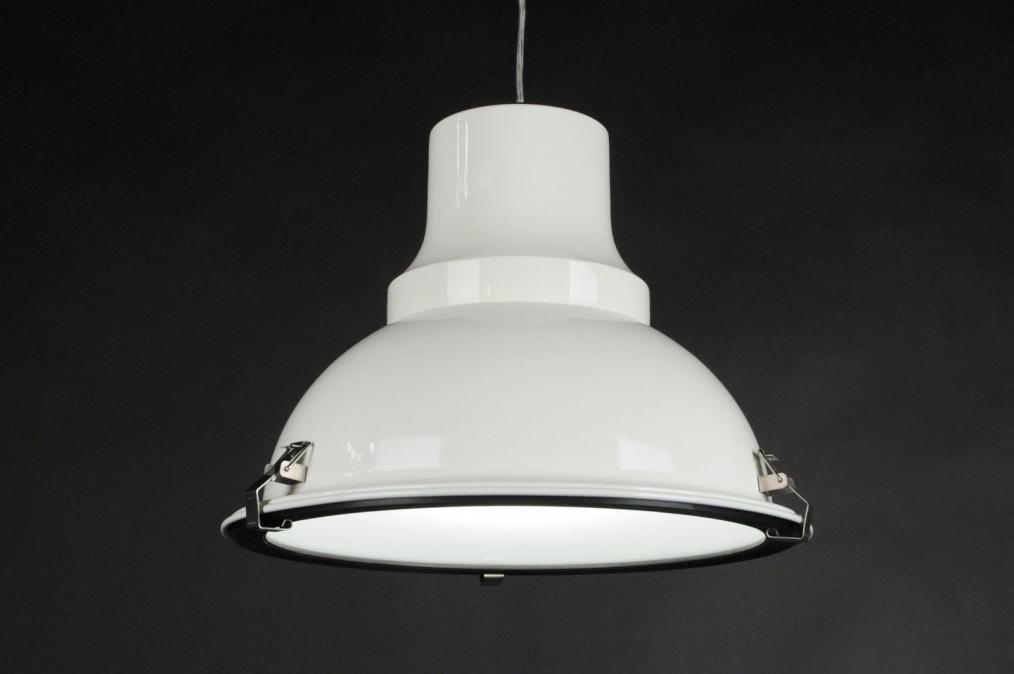 Hanglamp Slaapkamer Wit : Metal Industrial Look