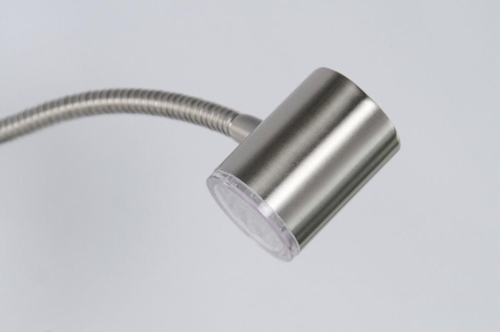 Hoogte Wandlamp Slaapkamer : Wandlamp 70490: Modern, Kunststof, Staal ...