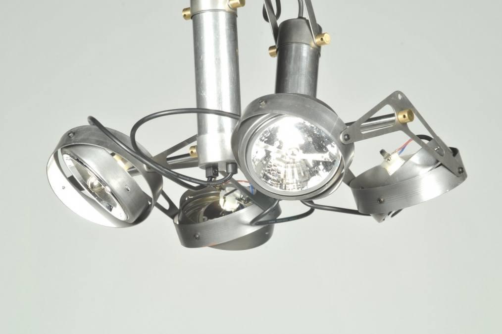 Opbouwspots Keuken : Plafondlamp 70809: Retro, Industrie, Look, Metaal