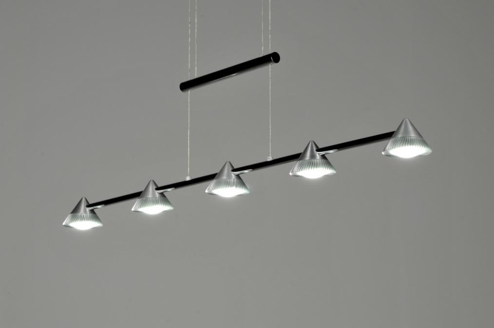 Moderne Keuken Hanglamp : Suspension 71175: moderne, design, aluminium ...