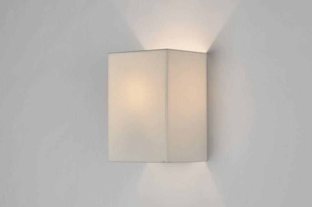 Wandlamp Slaapkamer Met Schakelaar : wandlamp 71229: modern, staal ...