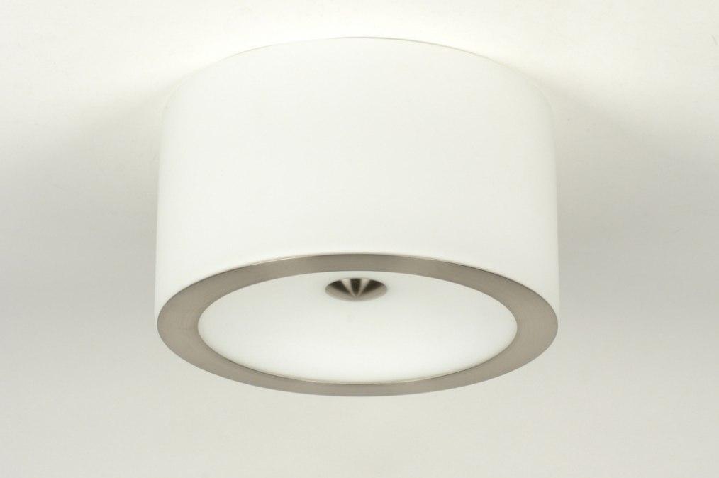 deckenleuchte 71565 modern design glas mit opalglas. Black Bedroom Furniture Sets. Home Design Ideas