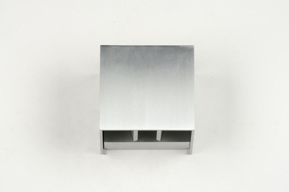 Design Wandlamp Keuken : Wandlamp 71756: Modern, Design, Aluminium ...