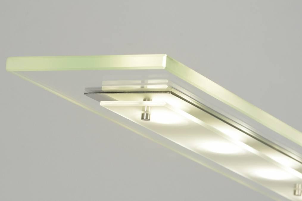 Design Hanglamp Keuken : Hanglamp 71781: Modern, Design, Glas, Helder Glas