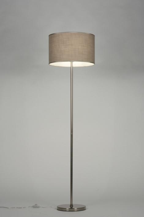 Wandlampen Voor Slaapkamer : vloerlamp 71808: modern, staal , rvs ...
