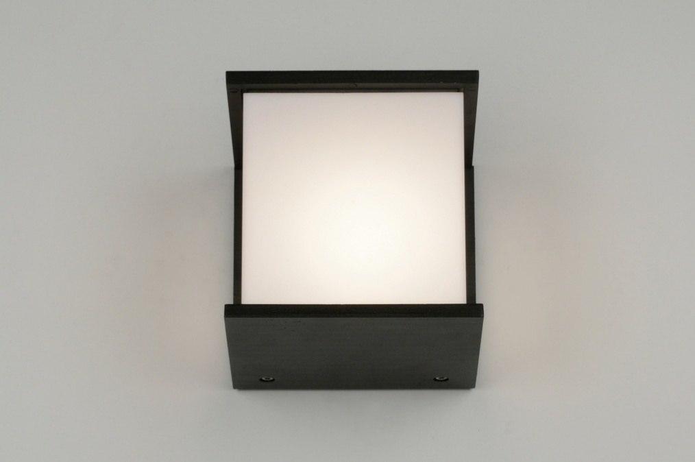 Design Wandlamp Keuken : Wandlamp modern design aluminium kunststof
