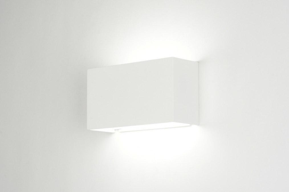 Slaapkamer Baby Donker : design wandlamp slaapkamer : Wandlamp 71971 Modern, Design, Aluminium