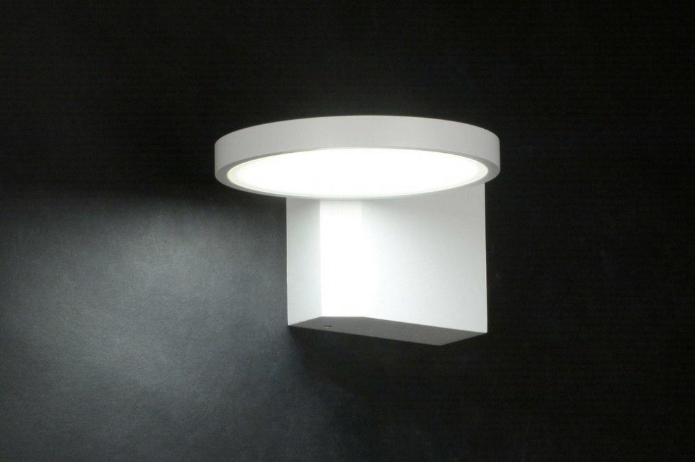 Design Wandlamp Slaapkamer : wandlamp 71985: modern, design, aluminium ...
