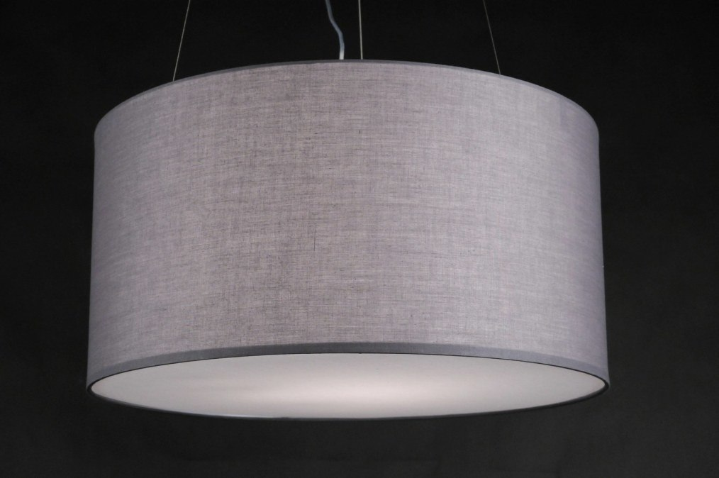 Grote Hanglampen Slaapkamer : hanglamp 80777: modern, staal , rvs ...