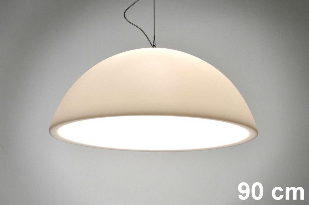 hanglamp 86744: modern, design, acrylaat, kunststofglas
