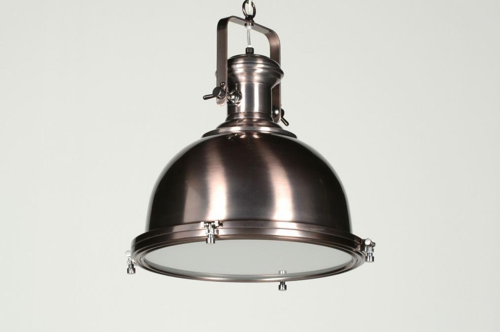 pendelleuchte 87310 klassisch retro industrielook glas. Black Bedroom Furniture Sets. Home Design Ideas