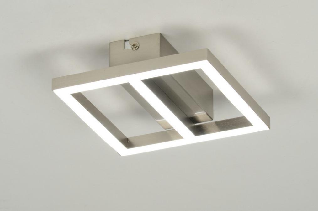 Led Plafondlamp Slaapkamer : plafondlamp 88737: modern, design ...
