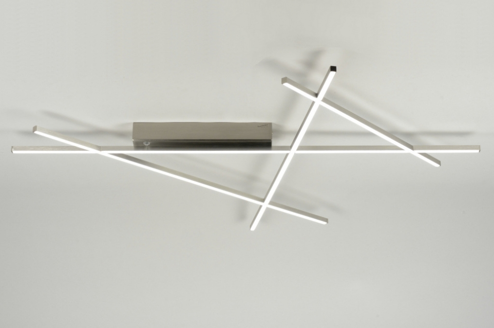 Led Plafondlamp Slaapkamer : Plafondlamp 88936: Modern, Design ...