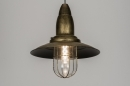 bekijk hanglamp-10431-klassiek-industrie-look-roest-bruin-brons-glas-helder_glas-metaal-rond