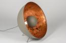bekijk tafellamp-10480-modern-design-industrie-look-grijs-metaal-rond