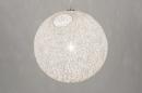 bekijk hanglamp-10757-modern-retro-kunststof-creme-wit-rond