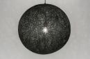 hanglamp-10760-modern-landelijk_rustiek-retro-zwart-kunststof-rond