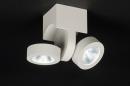 bekijk plafondlamp-10911-modern-design-wit-aluminium-rond-langwerpig