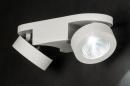 bekijk spot-10913-modern-design-wit-mat-aluminium-rond-langwerpig