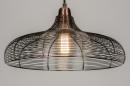 bekijk hanglamp-10917-modern-landelijk-rustiek-koper-roodkoper-metaal-rond