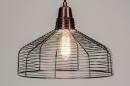 bekijk hanglamp-10918-modern-landelijk-rustiek-koper-roodkoper-metaal-rond