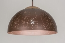 hanglamp-10956-modern-eigentijds_klassiek-landelijk_rustiek-bruin-brons_roest_bruin-metaal-rond