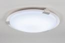 bekijk plafondlamp-11026-modern-design-wit-kunststof-rond