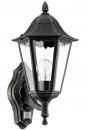 bekijk wandlamp-11122-klassiek-eigentijds_klassiek-zwart-aluminium-glas-helder_glas-lantaarn