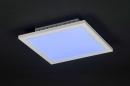 bekijk plafondlamp-11205-modern-design-meerkleurig-RGB_multicolor-wit-kunststof-vierkant
