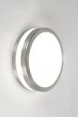 bekijk plafondlamp-30390-modern-kunststof-staal_-_rvs-rond