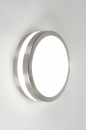 bekijk plafondlamp-30391-modern-kunststof-staal_-_rvs-rond