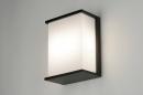 bekijk wandlamp-30524-modern-design-aluminium-kunststof-zwart-mat-rechthoekig