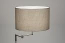 bekijk staande_lamp-30642-modern-landelijk_rustiek-taupe-staal_rvs-stof-rond