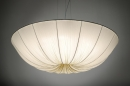bekijk hanglamp-70766-klassiek-metaal-stof-creme-rond