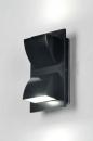 bekijk wandlamp-70913-modern-metaal-zwart-mat-rechthoekig