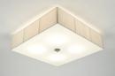 bekijk plafondlamp-70959-modern-glas-wit_opaalglas-kunststof-staal_-_rvs-stof-wit-vierkant