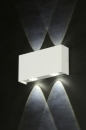 bekijk wandlamp-71542-modern-design-aluminium-wit-mat-rechthoekig