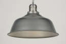 bekijk hanglamp-71588-industrie-look-metaal-grijs-staalgrijs-rond