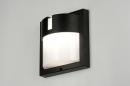 bekijk wandlamp-71931-modern-design-aluminium-kunststof-zwart-mat-rechthoekig